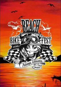 """Tarptautinis paplūdimio baikerių festivalis """"Beach Bike Fest"""" @ Šventoji"""
